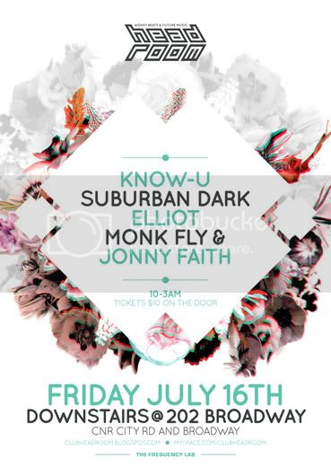 Know-U,Suburban Dark,Elliot,Jonny Faith,Monk Fly