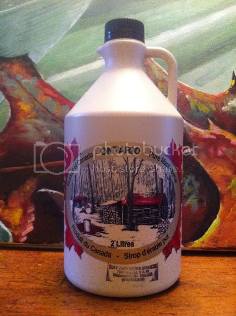 Pure Ontario Maple Syrup **relist for non payment**