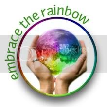 embrace the rainbow
