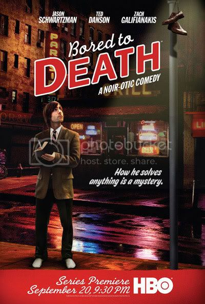 Poster Bored To Death 2 Bored to Death: Espritu Indie