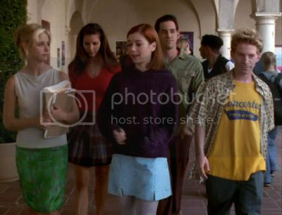 buffy3 Buffy: The Slayers Journey
