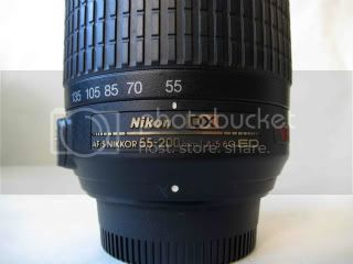 Nikon 18-55mm lens
